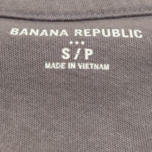 Banana Republic Shirts - Banana Republic Graphic Tee